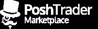 PoshTrader Marketplace logo